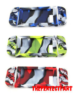For Nintendo Switch Anti-Slip Silicone Protective Skin Case Cover Grip Soft USA