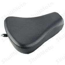 Driver Solo Seat Leather Pillow For Harley Sportster XL 1200 883 2007-2014