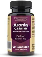 Aronia czarna ekstrakt 20:1 60 kapsułek Pharmovit