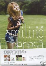 "THERESA ""SMILING"" HONG KONG PROMO POSTER v.2 - Cantopop Music Singer /Actress"