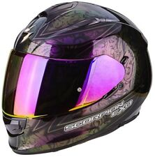 Scorpion Casco Integrale Exo-510 Air Fantasy Chameleon Nero XXS