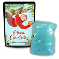 Merry Slothmas Cotton Candy - Sloth Gifts - Funny - Animal Lovers - Joke - Lazy