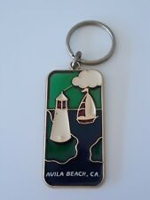 Avila Beach, California Keychain (#079)