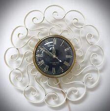 Vintage GE Telechron Wall Clock - General Electric Model 2HA60