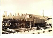 DAVENPORT ROCK ISLAND & NORTH WESTERN DAVENPORT IOWA JULY VINTAGE PHOTO-Railroad