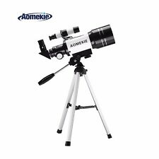 30070 Refractor Telescopes For Astronomy Beginners Optical Lens With Tripod