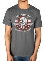 Official Mens Foo Fighters Matter of Time T-Shirt Sonic Highways Wasting Light s
