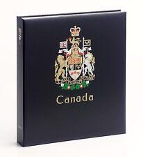 Gibbons Davo Luxury Album Canada I 1851-1969 Kanada hingeless avec pochettes