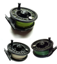 An INTERMEDIATE Fly Line Fitted on a Fly Reel inc Backing & Loop - Ready to Fish