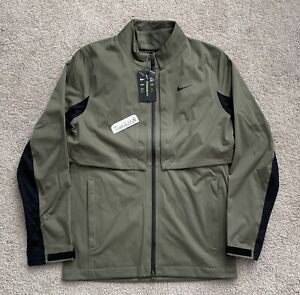 New! Nike Golf Hypershield Rapid Adapt Jacket MEDIUM TALL waterproof CK6156 222