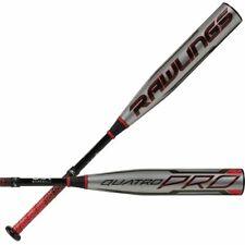"""2021 Rawlings Quatro Pro -10 Youth 28""""/18oz USA Baseball Bat US1Q10"""