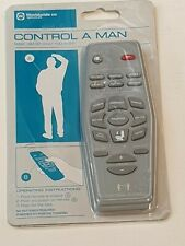 New, Control A Man , Novelty Remote Control Gag Gift  Prank  Sealed