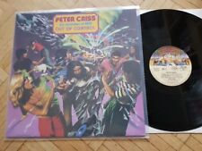 Peter Criss/ Kiss - Out of control Vinyl LP GERMANY