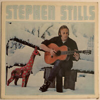 STEPHEN STILLS SELF TITLED LP ATLANTIC USA 1970 EX CONDITION PRO CLEANED