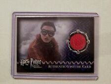 Harry Potter-Daniel Radcliffe-POA-Film-Movie-Screen Used-Costume Card-Quidditch