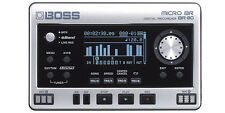 New BOSS MICRO BR BR-80 Digital Recorder From Japan