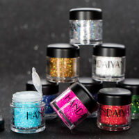 10 Colors Glitter Eyeshadow Makeup Sparkle Powder Shimmer Diamond Eye Shadow