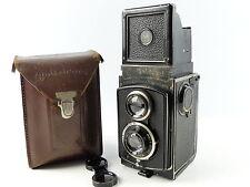 Rollei ROLLEICORD I 6X6 120 Film Pellicola Medio Formato OBIETTIVO fotocamera TLR TRIOTAR