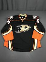2015-16 Tyler Morley Anaheim Ducks Game Issued Worn Reebok Hockey Jersey!