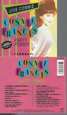 CD--CONNIE FRANCIS -- -- CONNIE FRANCIS PARTY POWER