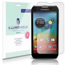 iLLumiShield Anti-Glare Matte Screen Protector 3x for Motorola Photon Q 4G LTE