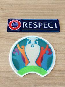 Exclu lot Patch Badge Set EURO 2020 France Italie Espagne Allemagne vendeur pro