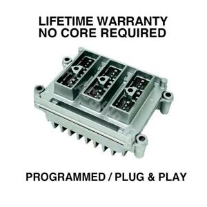 Engine Computer Programmed Plug&Play 2004 Isuzu Ascender 19210065 4.2L PCM ECM