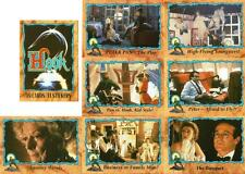 Hook the Movie Trading Card & Sticker Set 99 Cards + 11 Stickers Robin Williams
