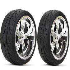 Vaterra VTR43039 Mounted Rear Tires / Wheels 54x30mm (2) 1/10 Car