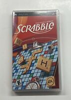 Scrabble (Sony PSP, 2009) BRAND NEW SEALED!!
