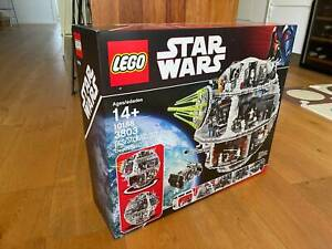 Lego Star Wars 10188 Death Star Retired Sealed Brand New In Box 75159