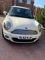MINI Hatch One D, 1.6, ZERO TAX, HIGH MPG, LOW INSURANCE, SERVICE HISTORY