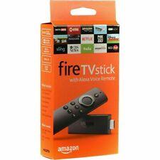 Amazon Fire TV Stick (2ème Génération) 1080p Lecteur Multimédia