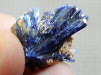 AZURITE  crystal specimen, motm collection, Kerouchen, morocco, amazing, 4.1gram