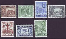 Jamaica 1945 SC 129-135 MH Set New Constitution