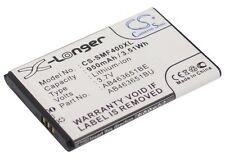 3.7V battery for Samsung Player Star 2, SGH-P260, Tocco Icon, GT-S5608U, GT-S560