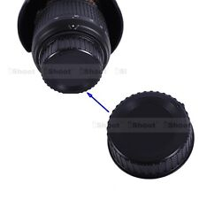 iShoot Rear Cap Cover Protector with installation Point for Nikon F Mount Lens