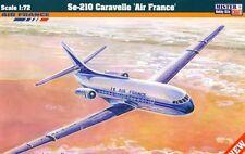 "Sud-aviation se 210 caravelle ""air france"" 1/144 MISTERCRAFT"