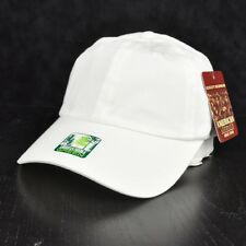 American Needle Green Classic White Adjustable Sun Buckle Hat Cap Curved Bill