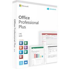 MS - O F F I C E 2019 Professional Plus ✅ 32/64 BIT