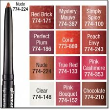 Avon True Color Glimmersticks Lip Liner - TRUE RED - Fresh Stock! New & Sealed!
