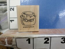 Stampin Up! Honey pot Rubber Stamp 35E