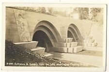 Vintage Postcard - Ent to Tunnels  Lake Washington Floating Brid - Unposted 2313