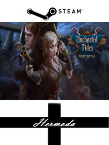 Uncharted Tides: Port Royal Steam Key for PC, Mac or Linux (Same Day Dispatch)