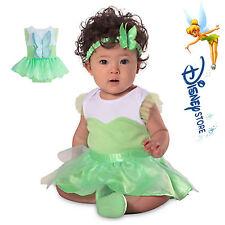 New Disney Store Tinkerbell Bodysuit Costume Set 18/24 Months Baby Tinker Bell