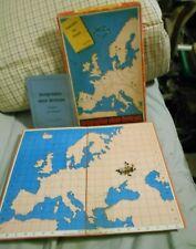 Spear-Spiel 20531 Geographie ohne Grenzen Hanns Porst Brettspiel vor 1945