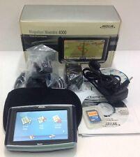 "Magellan Maestro 4000 Portable Vehicle GPS Navigator 4.3"" Widescreen LCD 3D Map"