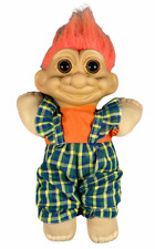 "More details for vintage 14"" troll soft body doll ginger hair"