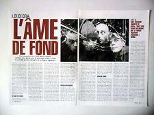COUPURE DE PRESSE-CLIPPING :  LOFOFORA [2pages] 2003 Reuno,Le Fond et la Forme