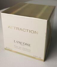LANCOME ATTRACTION 100ML EDP SPRAY WOMENS PERFUME GENUINE SEALED BOX RARE